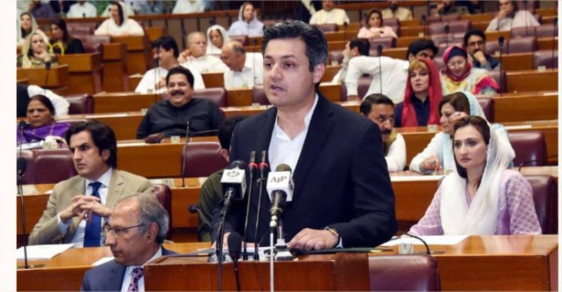 Here's the complete speech of Pakistan Budget 2020-21