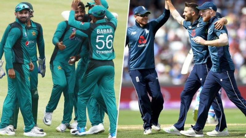 Pakistan name 29-man team for England series