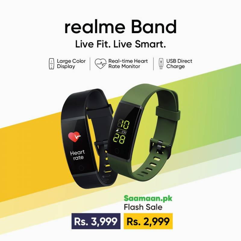 realme leaps into local AIOT industry introduces Fitness Band & Buds Air Neo