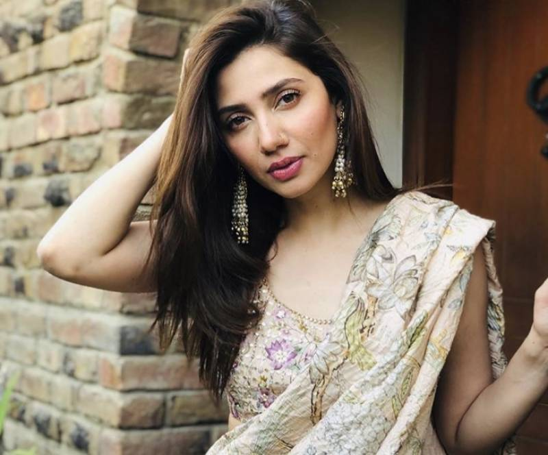 Mahira Khan finally opens up about being in love
