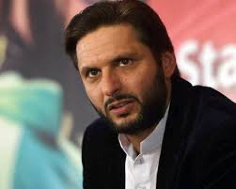 Boom Boom Shahid Afridi tests positive for coronavirus