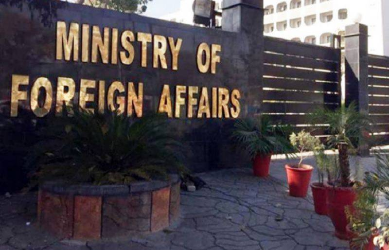 Pakistan regrets Indian negative remarks regarding PM Imran's goodwill suggestion