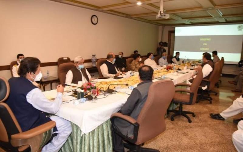 PM Imran in Lahore to review Punjab's action against locust, coronavirus