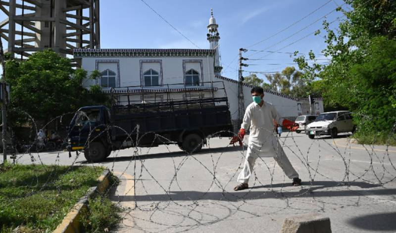 Smart lockdown imposed in 1,292 areas of Pakistan in 24 hours, NCOC told