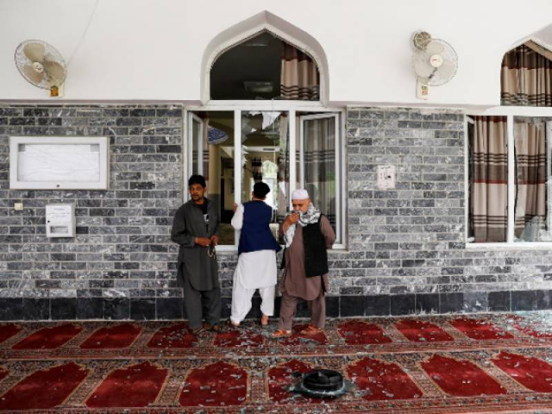 Pakistan strongly condemns terrorist attacks on mosques in Kabul
