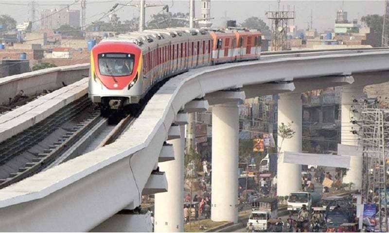 Rs42.3 billion allocated for OrangeLineMetroTrain in Punjab budget