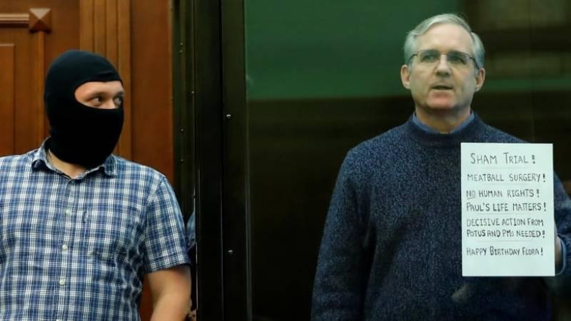 Russia jails US ex-marine in spy trial