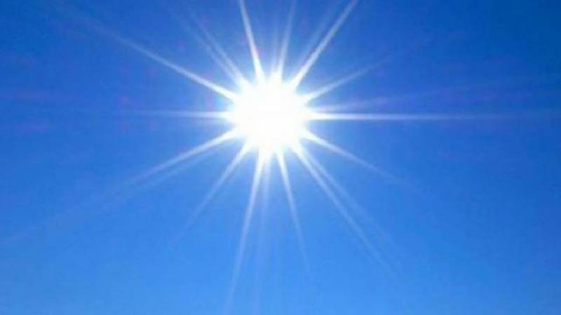 Hot and dry weather predicted for Tuesday