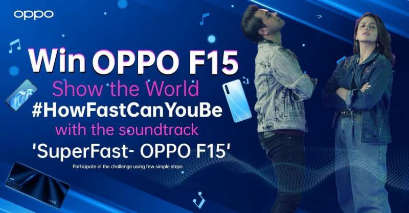 OPPO's #HowFastYouCanBe hits 70M+ views as TikTokers join the Bandwagon to win OPPO F15