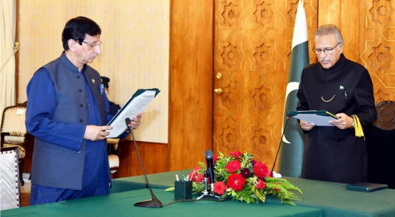 Pakistan IT minister Aminul Haq tests positive for coronavirus