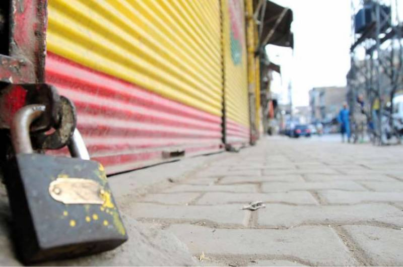 Balochistan extends smart lockdown for further 15 days