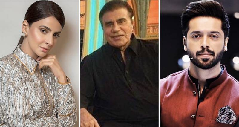 Celebrities pay tribute to Tariq Aziz