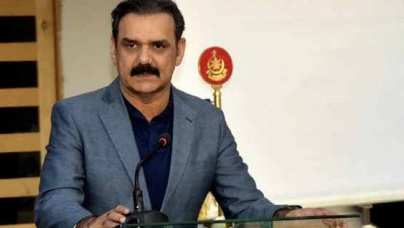 Some detractors giving false impression of CPEC being slowed, Says Asim Bajwa