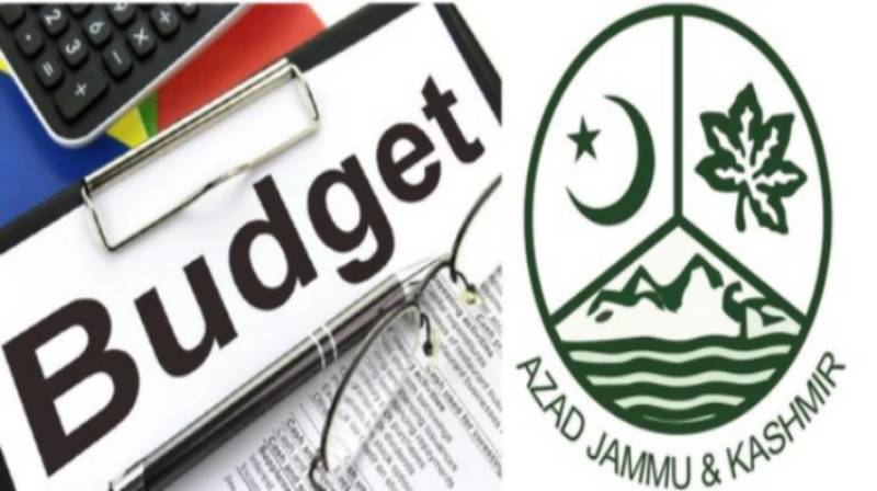 AJK unveils Rs139 billion budget for FY2020-21