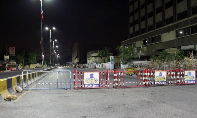 COVID-19: Lockdown imposed in 41 UCs of Karachi