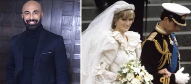 HSY reminisces about the time he attended Prince Charles and Diana's wedding