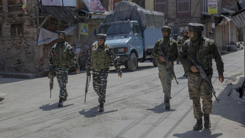 Indian forces martyr Kashmiri youth in Pulwama