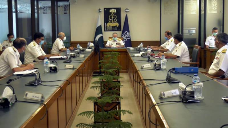 Naval chief expresses satisfaction over operational readiness
