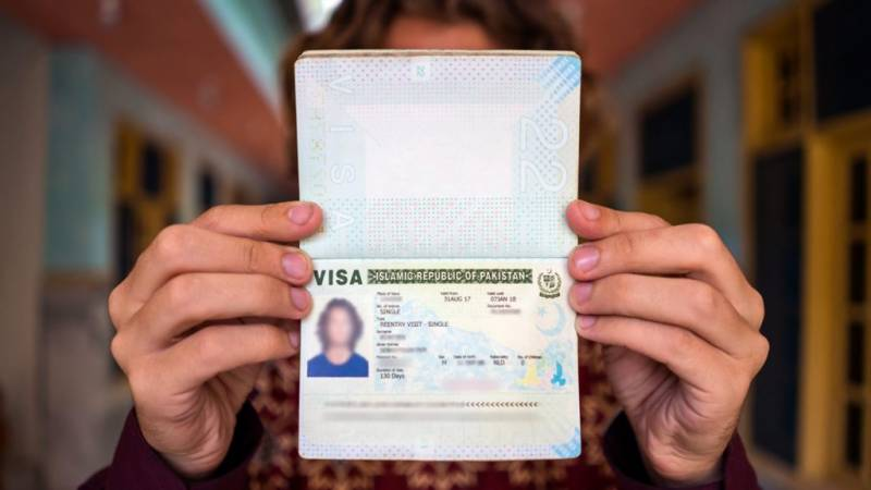 Pakistan extends foreigners' visa validity amid virus outbreak