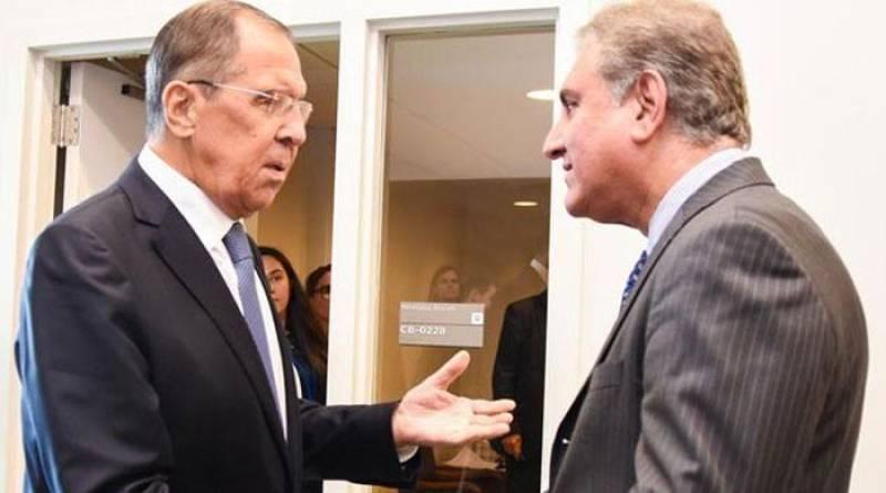 Pakistan, Russia agree to take forward bilateral agenda