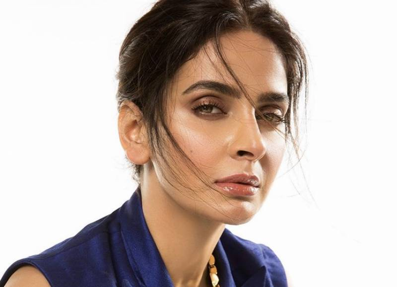 Saba Qamar reveals that ONE beauty product she can't live without