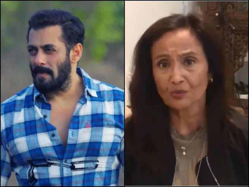 Jiah Khan's mother accuses Salman Khan of sabotaging her daughter's investigation case