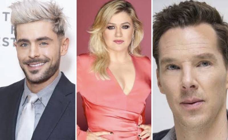 Zac Efron, Benedict Cumberbatch to get Stars on Hollywood Walk of Fame