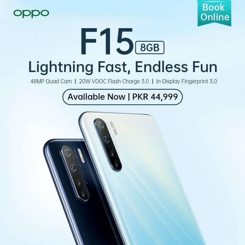 Five reasons that makes OPPO F15 an all-time HIT!
