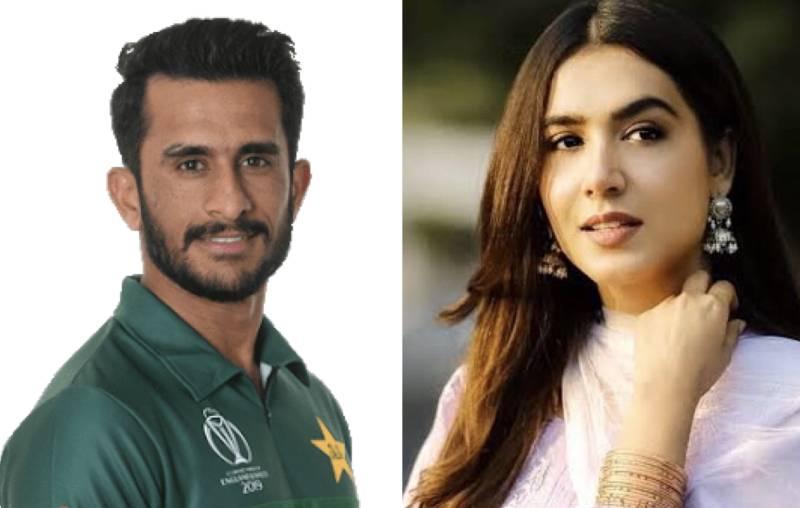 Hasan Ali's viral dance video: Mansha Pasha comes to the bowler's defence