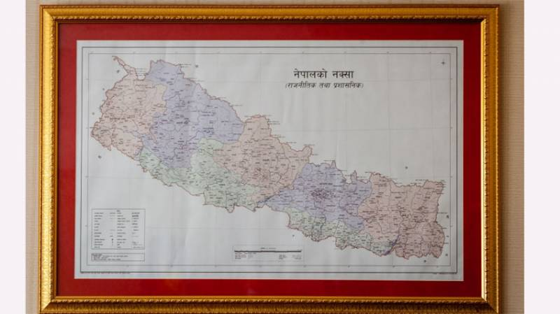 Nepal approves country's new map that includes land under Indian control
