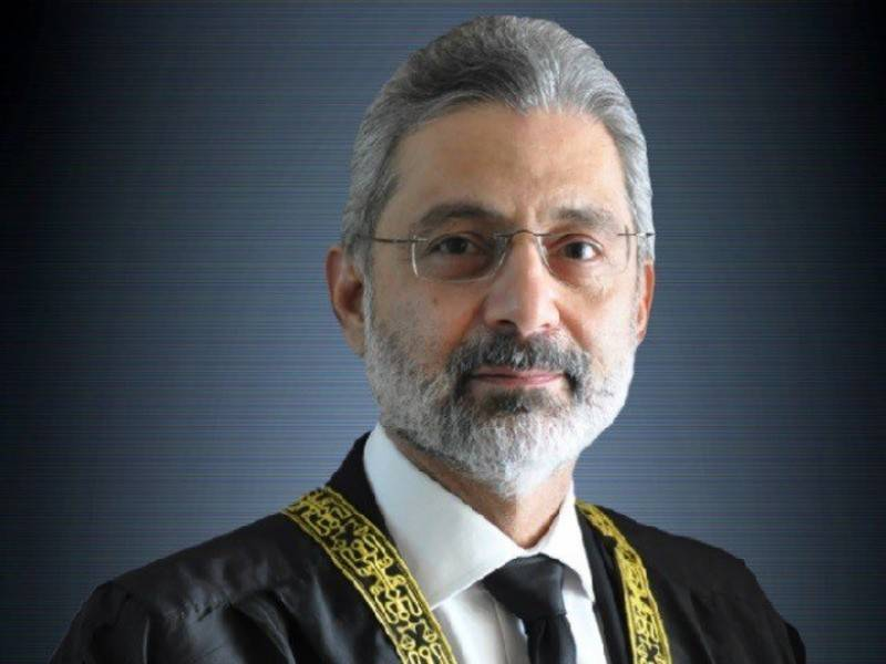 SC quashes govt reference against Justice Qazi Faez Isa
