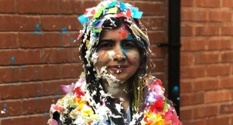 Jemima Goldsmith, Priyanka Chopra and others congratulate Malala on Oxford degree
