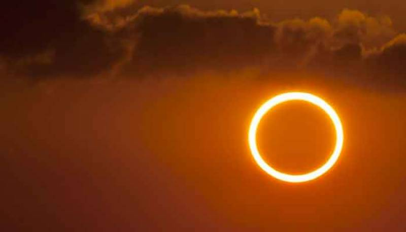 Solar eclipse 'Ring of fire' in Pakistan today— time, places, how and when to watch