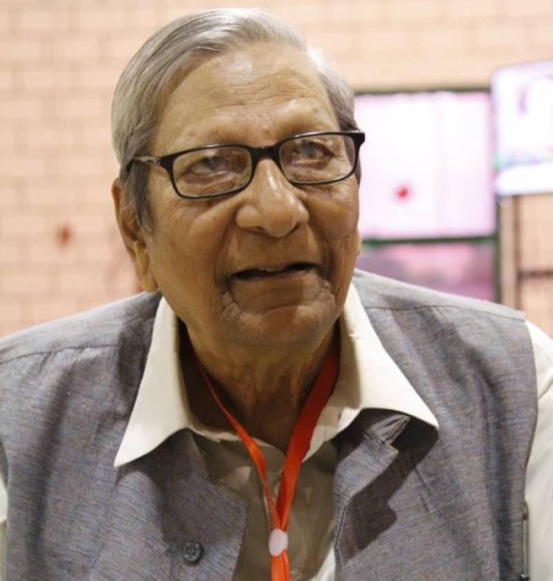 Urdu poet Manzar Ayubi passes away in Karachi