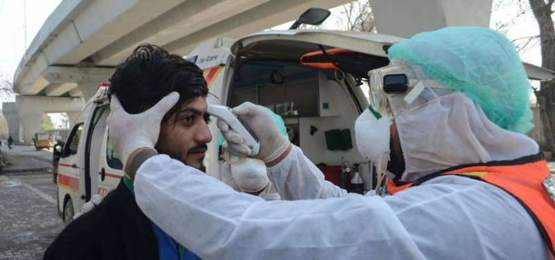 92 hotspots comprising 40% of all active COVID-19 cases identified in Pakistan