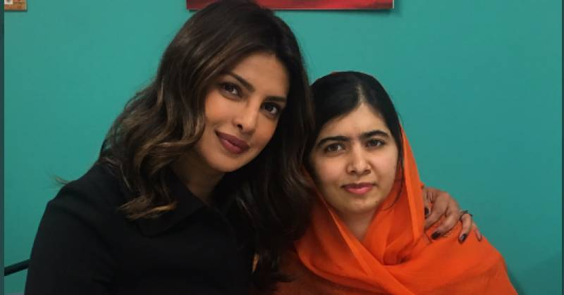 Priyanka Chopra congratulates Malala Yousafzai on graduating from Oxford University