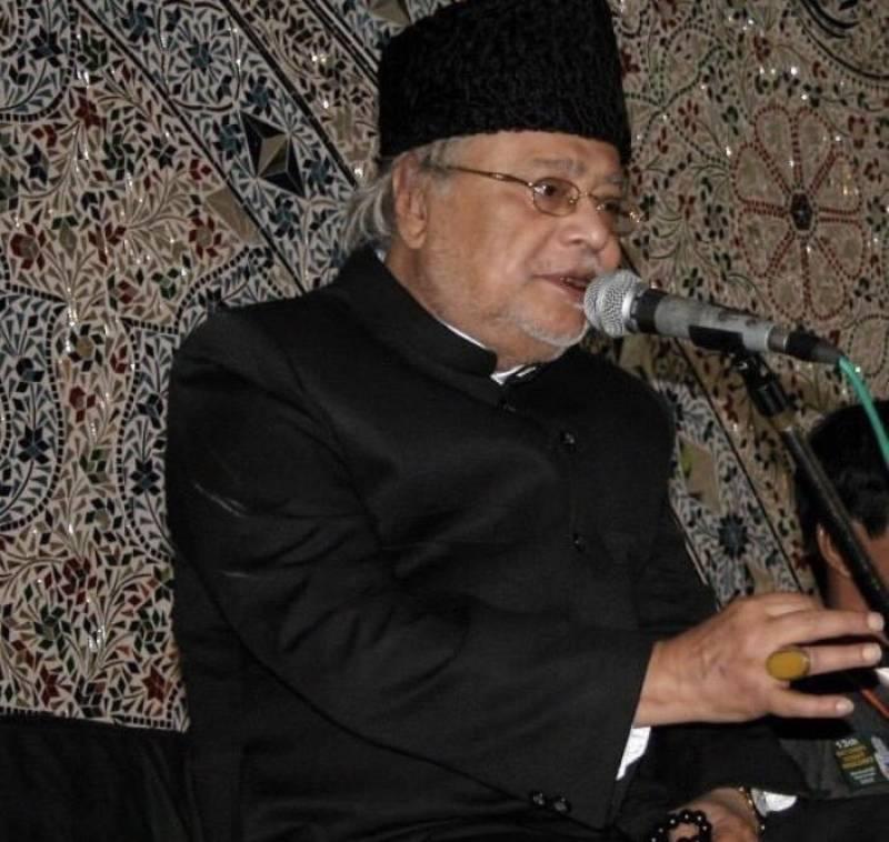 Allama Talib Johri passes away at 81