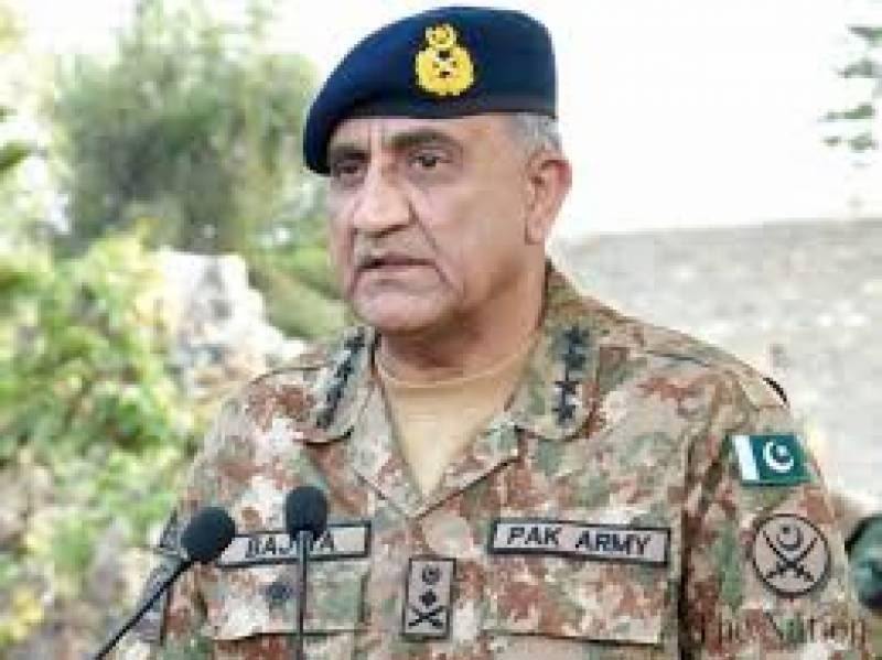 Army chief applauds Pakistan Navy's sacrifices for defending maritime borders
