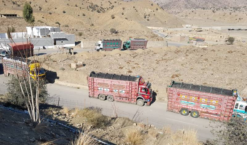 Pakistan reopens Afghan border terminal at Ghulam Khan crossing today