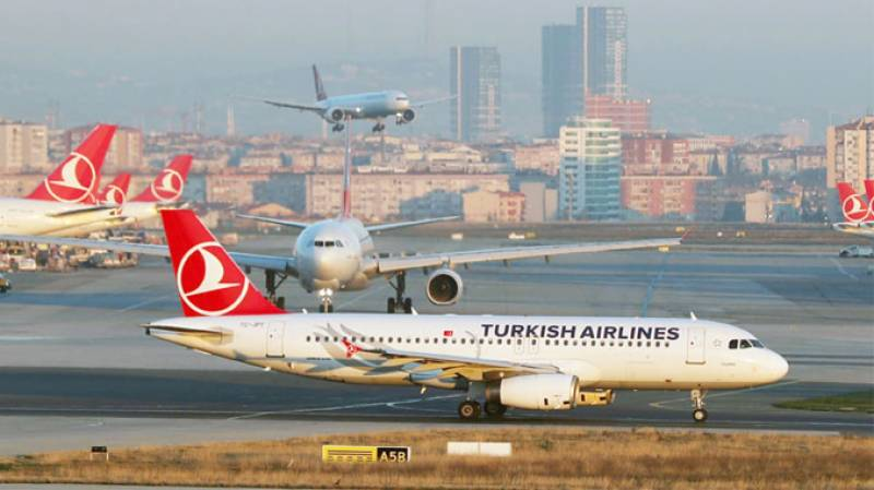 Turkish Airlines to start flights to Pakistan July 2
