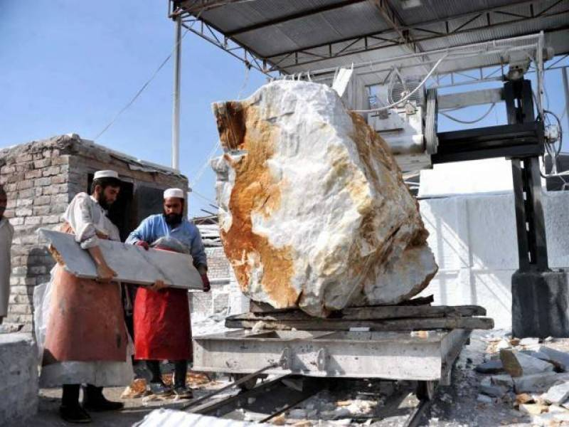 China becomes the largest importer of Pakistani marble