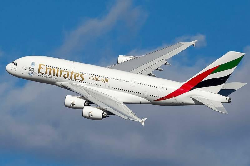 COVID-19: Emirates suspends flight operation for Pakistan