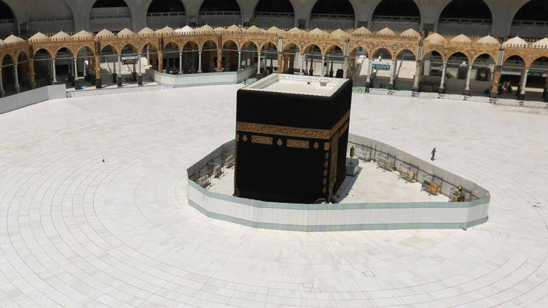 Coronavirus — Saudi Arabia confirms Haj to be held this year with limited pilgrims