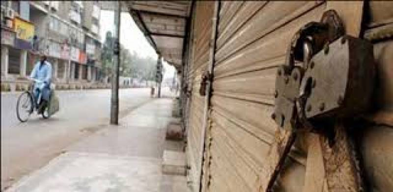 COVID-19: KP imposes smart lockdown in 240 areas