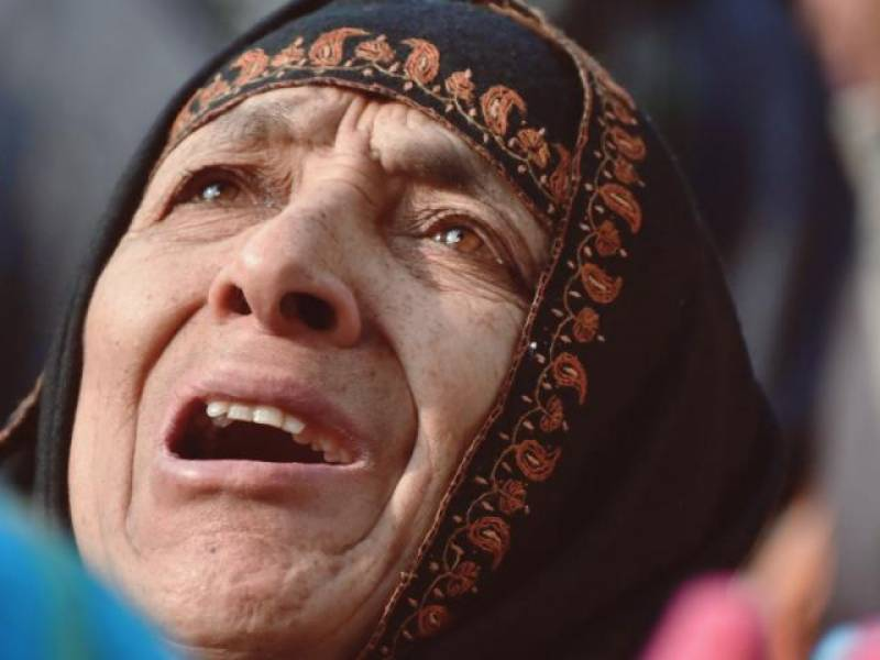 Pakistan pays tribute to Kashmiri widows on UN day