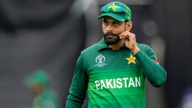 Hafeez's second COVID-19 test comes back negative