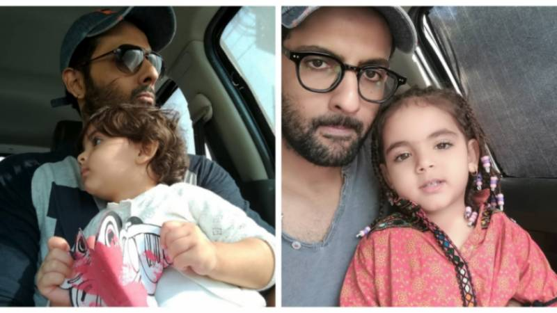 Mohib Mirza shares that he doesn't know where his daughter is