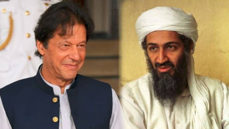 PM Imran calls OBL a 'martyr', angering Pakistani opposition
