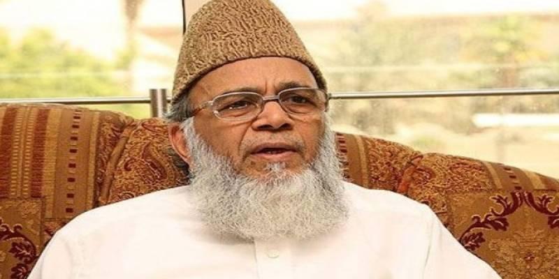 Former JI head Syed Munawar Hassan passes away at 78
