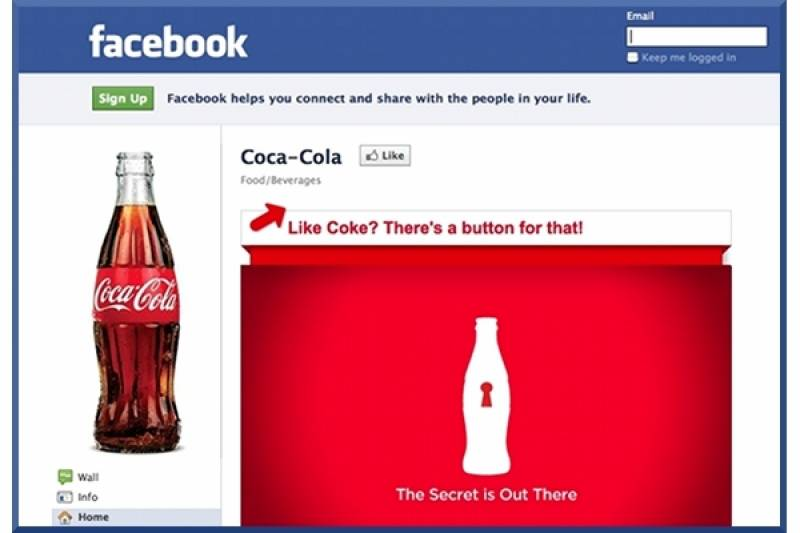 Facebook loses big as Coca-Cola halts all social media advertising for 30 days